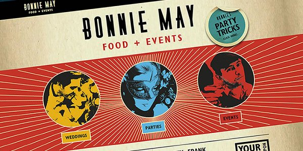 Bonnie May Events