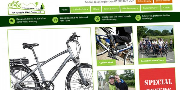 UK Electric Bike